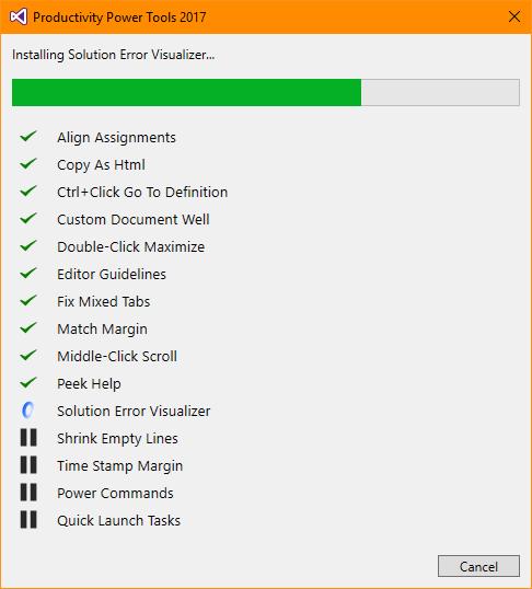 Productivity Power Tools 2017 Visual Studio Marketplace