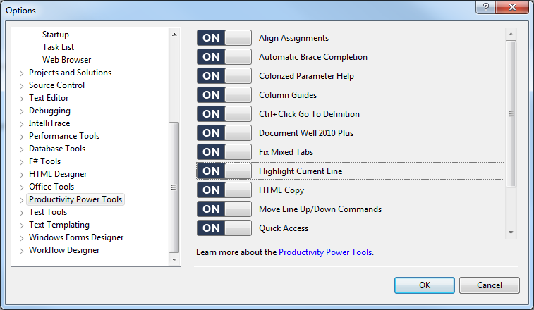 Quick Access Is A New Tool Window That Allows Users To Search For And Execute Common Tasks Within The Visual Studio IDE Not Sure Where Particular Menu